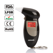 Greenwon Personal Use Digital Breathalyzer Driving <strong>Safety</strong>&amp;Party Gadgets Alcohol Tester wi