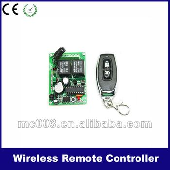 High quality wireless simple relay 6v