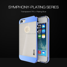 Super ultra slim case for iPhone 5 5S soft tpu back cover protect skin