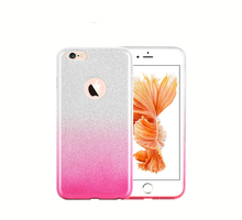 latest 5g mobile phone case, for iphone 5s case tpu glitter back covers