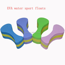 Factory directly best selling Eva foam pull buoy kickboard pool swimming kickboard