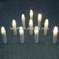 Infrared electric Wireless led candle light, wedding led decorations,christmas light