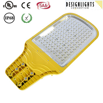 Shenzhen CESP DLC CUL UL led explosion proof street light 40w 80w 100w 150w 185w led street light