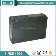 front terminal ups battery 12v 220ah for lamp battery powered