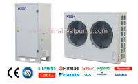 evi heat pump low temperature air to water split type