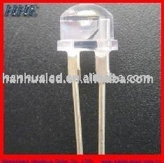 F8 mining lamp 25-32LM 0.5w 60mA 3 chips strawhat led seller