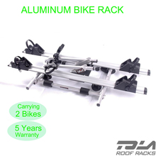 Bike Rack Hitch Mounted 2 Bicycle Carrier rack for Car SUV Truck Heavy Duty