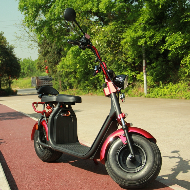 2018 New Euro 4 EEC chopper electric bikes / SCOOTER for adults