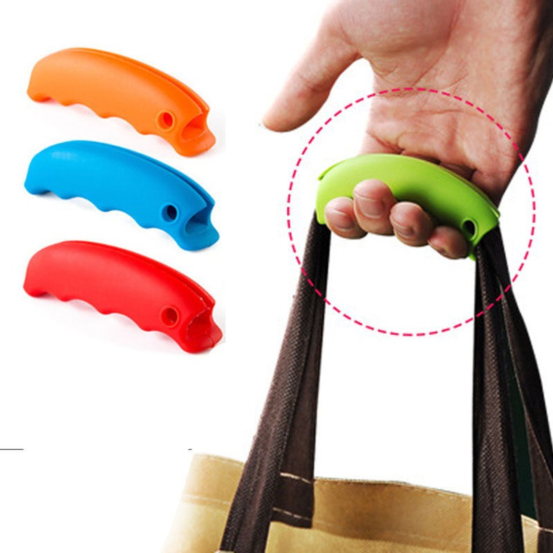 Silicone Carrier Bag Holder New Product