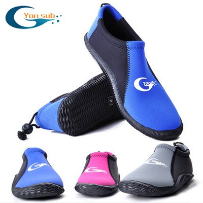 swimming 3mm neoprene diving boots, diving shoes,beach shoes