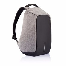 Anti-Theft backpack features Integrated USB Charging port