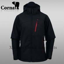 Stylish OEM new model softshell jacket