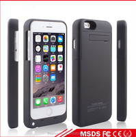 High quality mobile phone accessory OEM factory China li-ion polymer 2200 mAH Battery case for iphone 5 wtih certificate