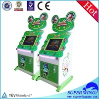 "17"" touch king arcade game for kids redemption ticket"