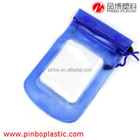 waterproof phone bag case size for Samsung Galaxy Note 3,PVC waterproof phone bag