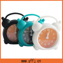 hot silicone bouncing alarm clock with alarm