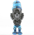 OEM Eco-friendly vinyl figure cold-blooded cartoon skeleton toys/Custom plastic Vinyl figure Factory/Wholesale Plastic Doll toys