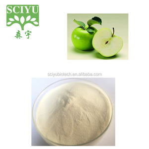 100% Water Soluble Apple Peel Extract Powder Apple Fruit Powder