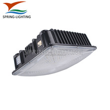 High Power 80w IP65 Retrofit LED Canopy Light for Gas Station replace 150w MH lamp
