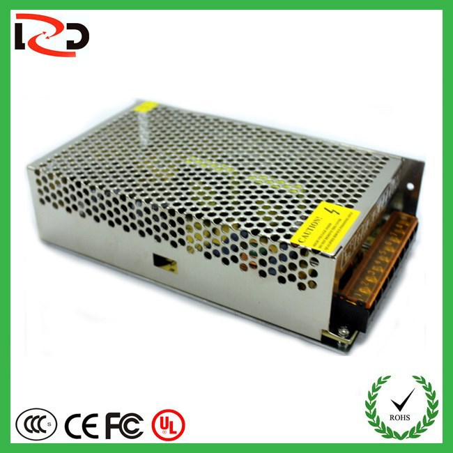High Voltage OEM 12v10a 12v120w Dc Switch Mode Power Supply