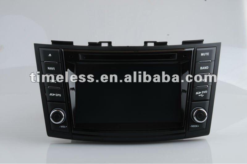 HOT!!! 7 Inch Special for 2012 Suzuki Swift Touch Screen Car DVD Player