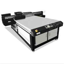 Ceiling Multifunction Carpet Paper UV Flat Bed Printer