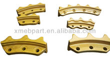 Sprocket segment group for Cater bulldozers,dozer undercarriage spare parts