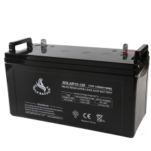 12V 120Ah Sealed Lead acid Mf Deep cycle Solar Battery