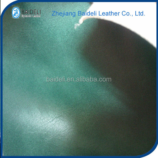 sponge foam leather pvc pu vinyl fabric rexine leather for sofa seat cover