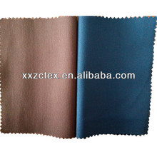 Cotton drill dyed fabric