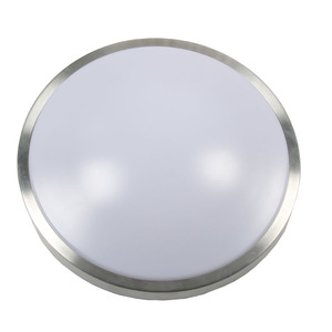 Classic surface mount round led ceiling light for living room bathroom