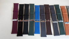 Smart iwatch wrist strap leather watch strap wholesale for apple iwatch leather with top quality