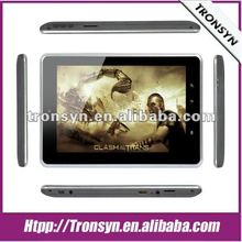 7.0 Inch Capacitive Screen tablet pc sim card support 3G+WiFi+GPS+Bluetooth