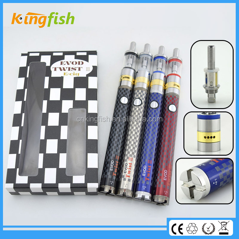 New starter kit 1.5ohm atomizer electronic cigarete k1000 with factory price