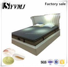 bio magnetic dream topper latex mattress
