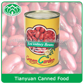 2017 new crop canned dark red kidney beans/British red kidney beans in brine
