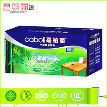 Caboli carpoly paint for bamboo furniture lacquer wood paint