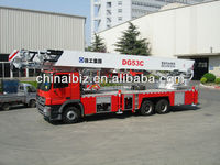 Cheap Price XCMG Telescopic Boom Aerial Platform Fire Truck DG54C