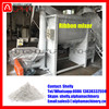Profession Powder Ribbon Mixer For Pharmaceutical