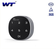WT-M-1602A5 digit plastic drawer combination lock