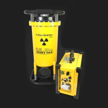 portable X-ray flaw detector, weld x ray testing equipment