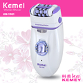Beauty Personal Care Machine Kemei KM1981 Electric Epilator Hair Removal as Seen on TV