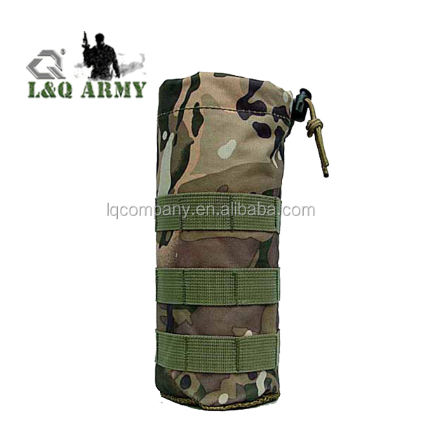 Military MOLLE Tactical Travel Water Bottle Pouch,Sport water bottle,molle water bottle pouch