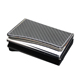Travel Card Wallet For Men Women Waterproof Credit ID Card Holder Metal Wallet Leather Magnetic Business Card Case