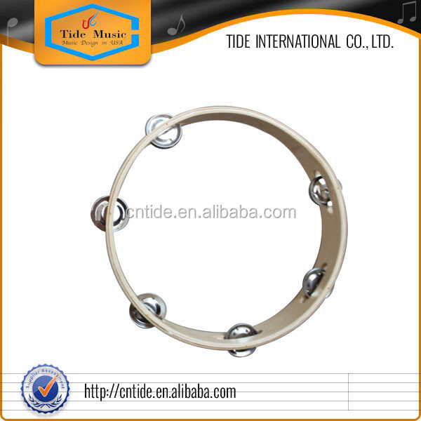 Manufacturers and Exporters of Wooden Tambourine, Headless Tambourines, Promotional Tambourines.