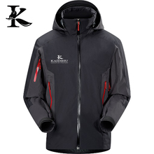 20000mm Treks Jacket Waterproof Hadshell outdoor jacket