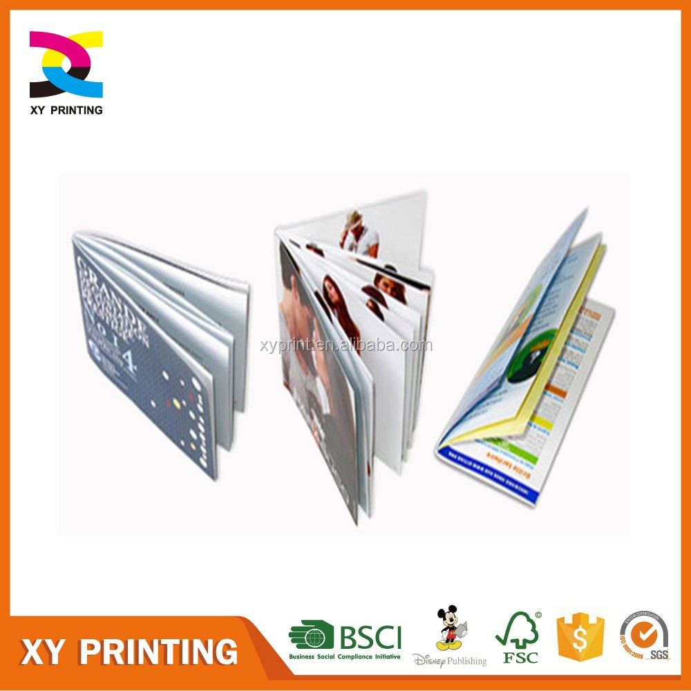 color coupon book printing