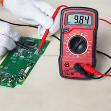 Protable AC DC Current Digital Multimeter