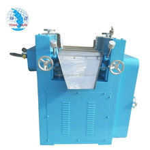 China factory directly supply cheap custom 2.2 KW 66 RPM Fast roller make-up three roll mill