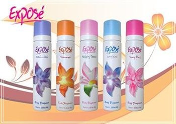 Ladies Body Spray- EXPOSE